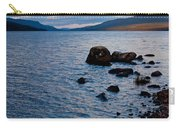 Evening On Loch Rannoch Carry-all Pouch