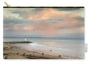 Evening On Seabright Beach Carry-all Pouch