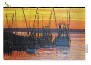 Evening On Shem Creek Carry-all Pouch