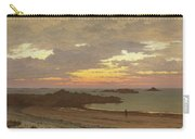 Evening On The Coast Carry-all Pouch