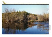 Evening On The Speed River Carry-all Pouch