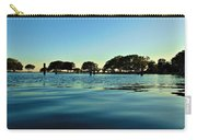 Evening On Water Carry-all Pouch