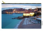Evening Over Dubrovnik Carry-all Pouch