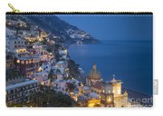 Evening Over Positano Carry-all Pouch