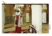 Evening Prayer Carry-all Pouch