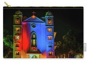 Evening Prayers On Christmas Eve. Carry-all Pouch