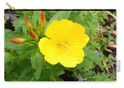 Yellow Sundrop Carry-all Pouch
