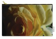 Evening Rose Carry-all Pouch