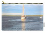 Evening Sail In Frenchman's Bay Carry-all Pouch
