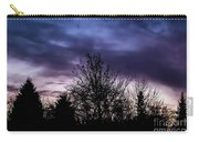 Evening Silhouettes  Carry-all Pouch