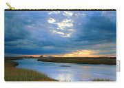 Evening Sky Over Hatches Harbor, Provincetown Carry-all Pouch