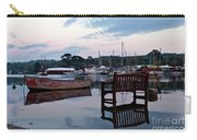 Evening Spring Tide In Mylor Bridge Carry-all Pouch