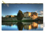 Evening Sun At Leeds Castle Carry-all Pouch