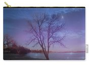Evening Twinkles Carry-all Pouch