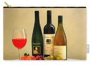 Evening Wine Display Carry-all Pouch