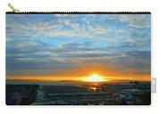 Everett Marina Sunset Carry-all Pouch