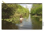 Everglades Beauty One Carry-all Pouch