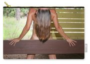 Everglades City Fl. Professional Photographer 817 Carry-all Pouch