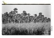 Everglades Grasses And Palm Trees 2 Carry-all Pouch