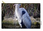 Everglades Heron Carry-all Pouch