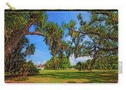 Evergreen Plantation Carry-all Pouch