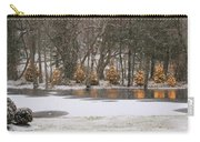 Evergreen Reflection Carry-all Pouch