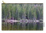 Evergreen Reflections Carry-all Pouch