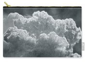 Every Lining Has A Silver Cloud Carry-all Pouch