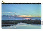 Everyglades Sunset Carry-all Pouch
