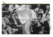 Evonne Goolagong (1951- ) Carry-all Pouch by Granger