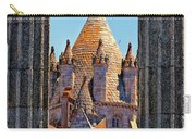 Evora's Cathedral Tower Carry-all Pouch