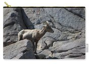 Ewe Bighorn Sheep Carry-all Pouch