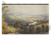 Exeter From Exwick, 1773 Carry-all Pouch