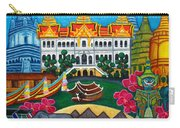 Exotic Bangkok Carry-all Pouch by Lisa  Lorenz