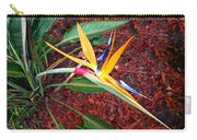 Exotic Bird Of Paradise Carry-all Pouch