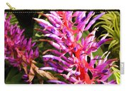 Exotic Flora Carry-all Pouch