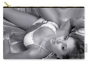 Exotic Hot Woman Carry-all Pouch