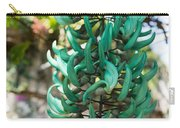 Exotic Jade Vine Carry-all Pouch
