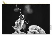 Exotic Orchid Bw Carry-all Pouch