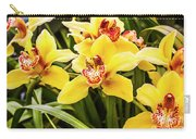 Exotic Orchids  Carry-all Pouch