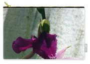 Exotic Purple Birthday Wishes Carry-all Pouch