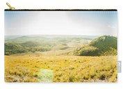 Expansive Open Plains Carry-all Pouch