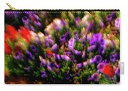 Exploding Flowers 2 Carry-all Pouch