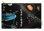 Explore And Discover Collector Edition Carry-all Pouch