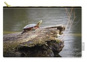 Exploring Turtle Carry-all Pouch