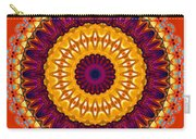 Expression No. 7 Mandala Carry-all Pouch