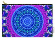 Expression No. 8 Mandala 3d Carry-all Pouch