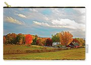 Expressionalism Autumn Farm Carry-all Pouch