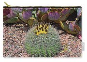 Expressionalism Budding Cactus Carry-all Pouch