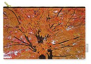 Expressionalism Golden Tree Carry-all Pouch